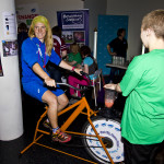Lee Craigie, Team Scotland on smoothie cycle