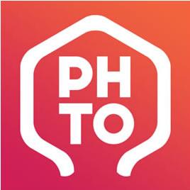 PHTO badge